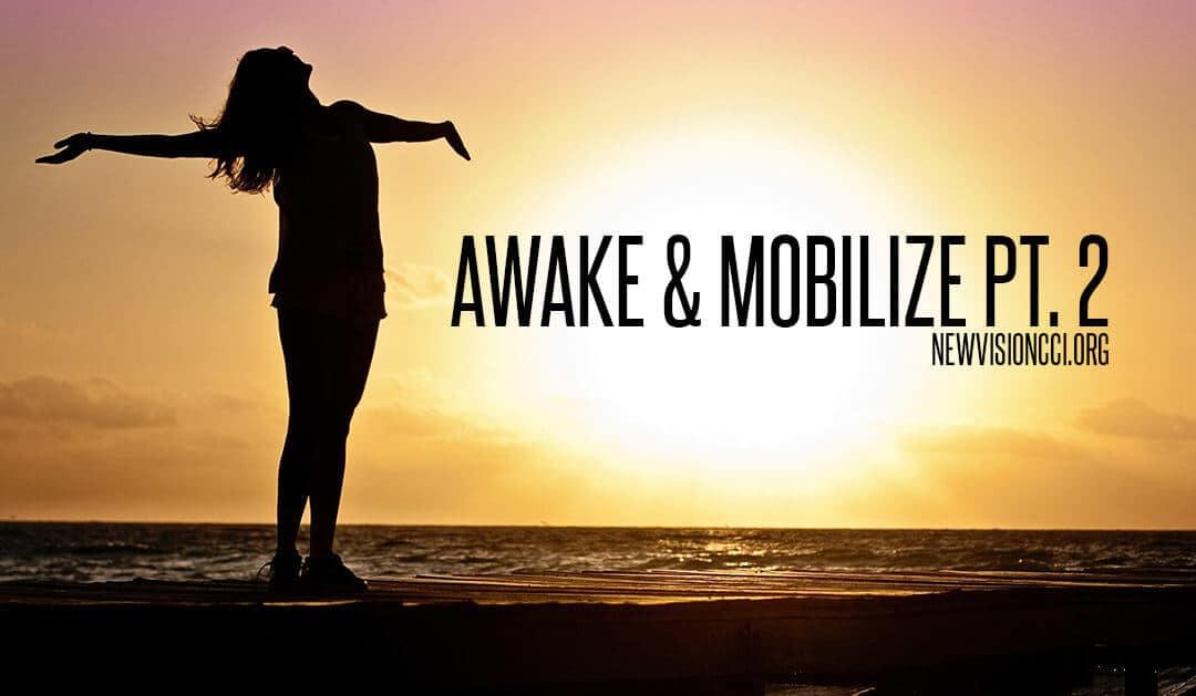 Awake & Mobilize Pt. 2