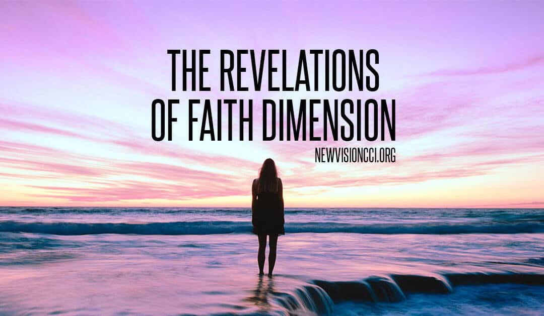 The Revelations of Faith Dimension
