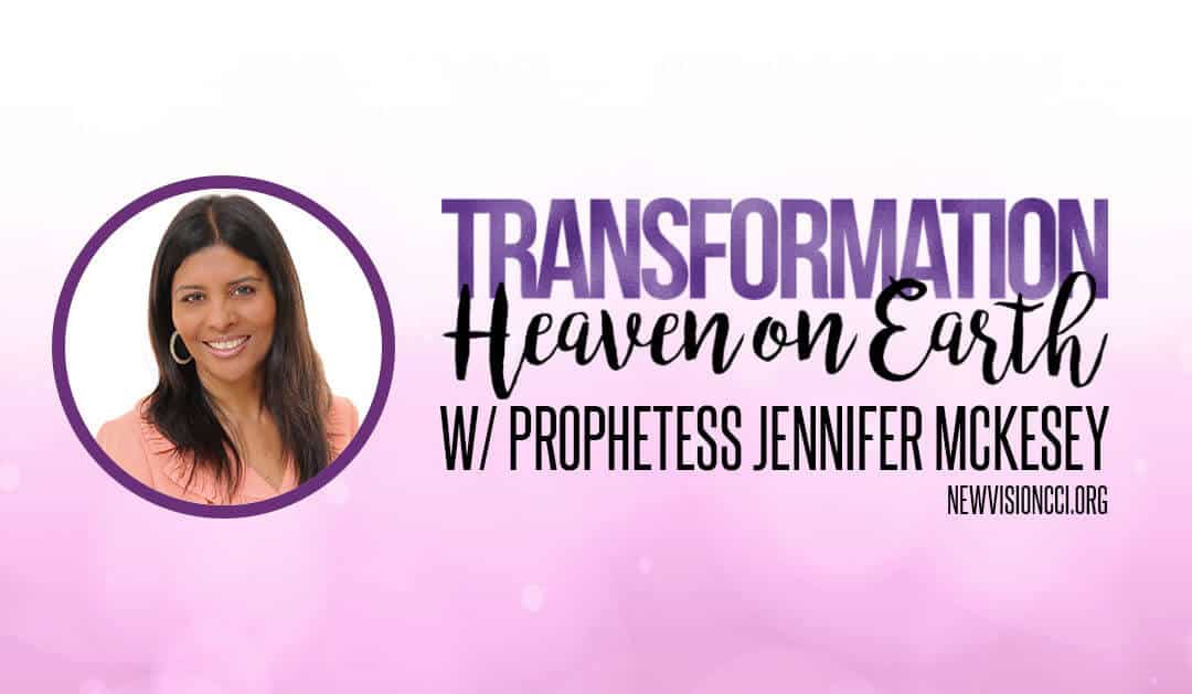 Transformation Women's Conference – Prophetess Jennifer McKesey