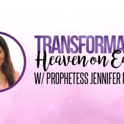 Transformation Women's Conference - Jennifer McKesey