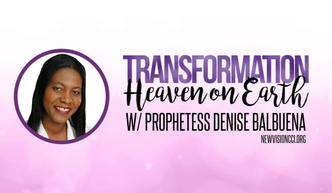 Transformation Women's Conference – Prophetess Denise Balbuena