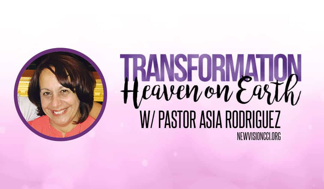 Transformation Women's Conference – Pastor Asia Rodriguez