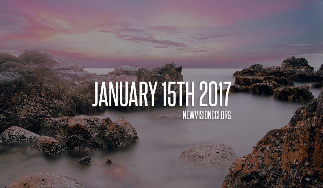 January 15th 2017