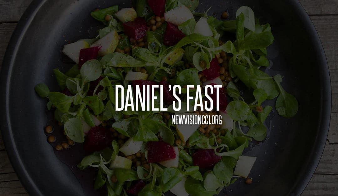 Daniel's Fast