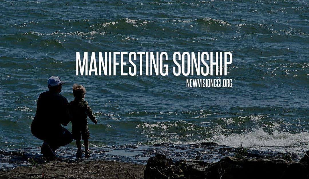 Manifesting Sonship
