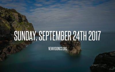 Sunday, September 24th 2017