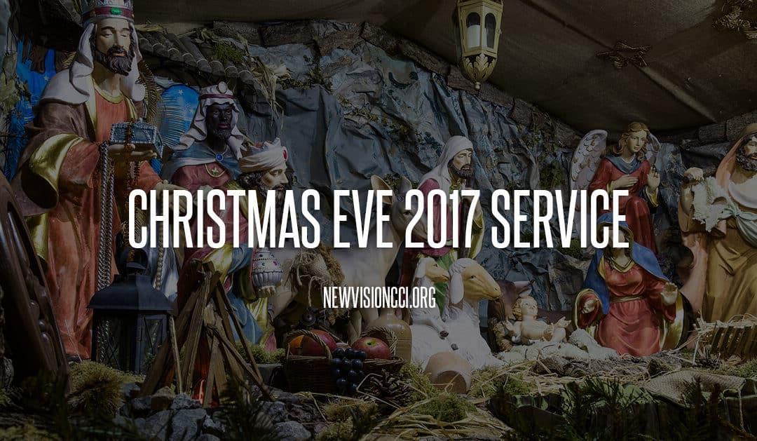 Christmas Eve 2017 Service