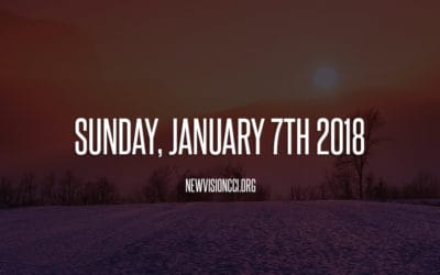 Sunday, January 7th 2018