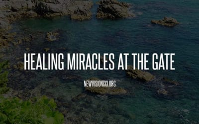 Healing Miracles at the Gate