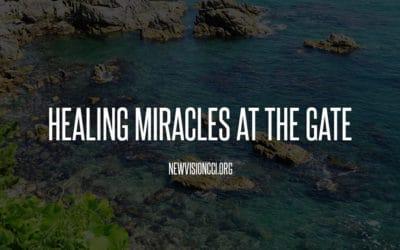 Healing Miracles at the Gate