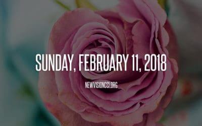 Sunday, February 11, 2018