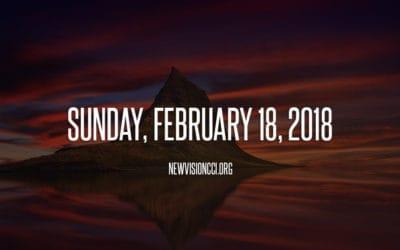 Sunday, February 18, 2018
