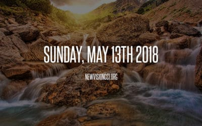 Sunday, May 13th 2018
