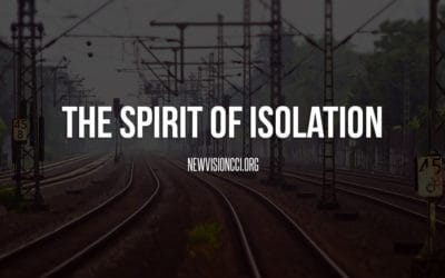 The Spirit of Isolation
