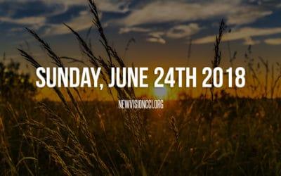 Sunday, June 24th 2018