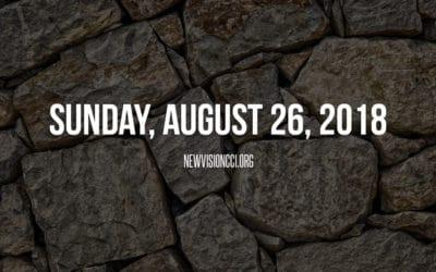 Sunday, August 26, 2018