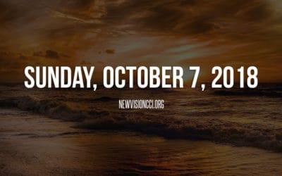 Sunday, October 7, 2018