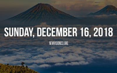 Sunday, December 16, 2018