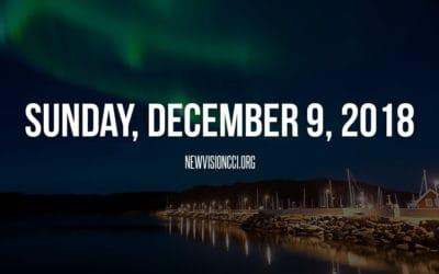 Sunday, December 9, 2018