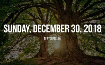 Sunday, December 30, 2018