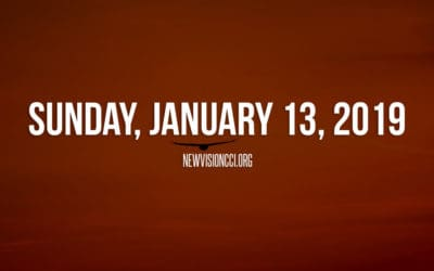 Sunday, January 13, 2019