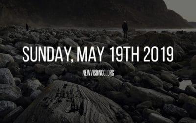 Sunday, May 19th 2019