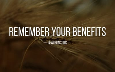 Remember Your Benefits