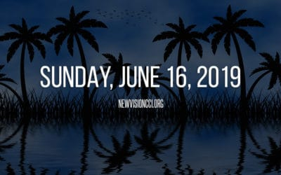 Sunday, June 16, 2019