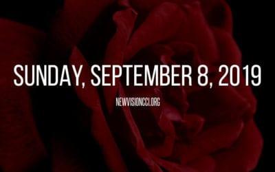 Sunday, September 8, 2019
