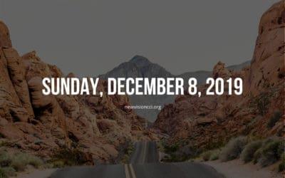 Sunday, December 8, 2019
