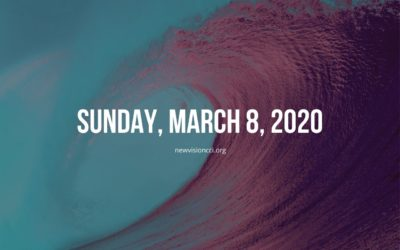 Sunday, March 8, 2020