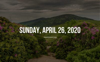 Sunday, April 26, 2020