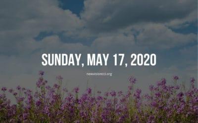 Sunday, May 17, 2020