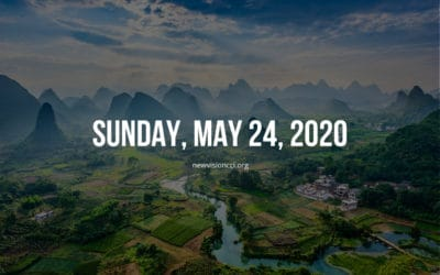 Sunday, May 24, 2020